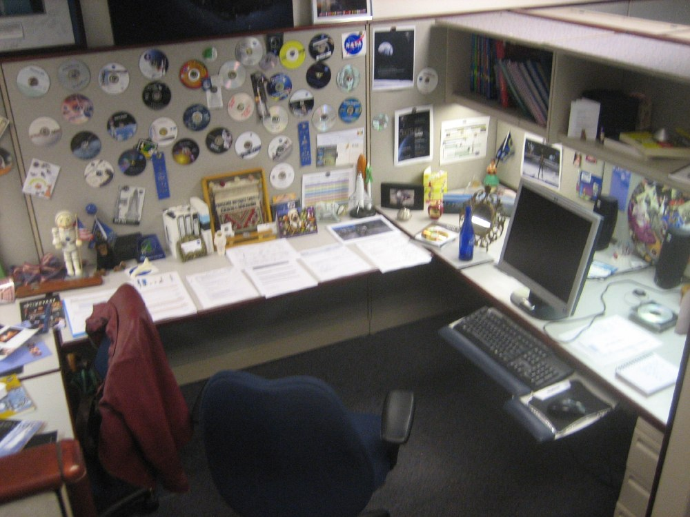 NASA Inside HQ - Pics about space